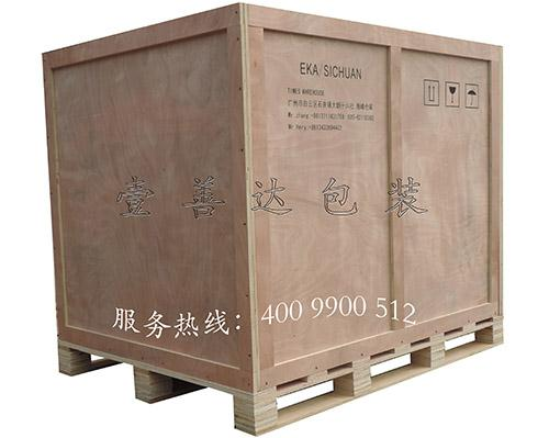 四川出口熏蒸木箱