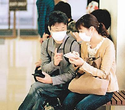 口罩成生活必需品 台湾人为什么喜欢戴口罩?