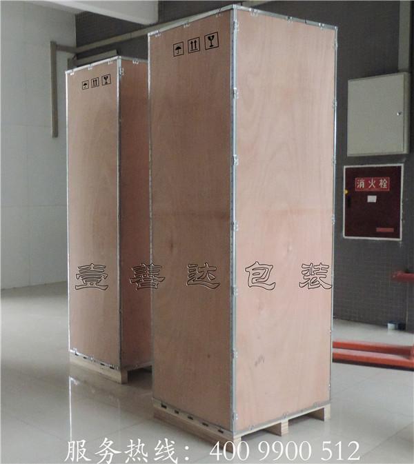 花格箱在运输包装中合适吗?