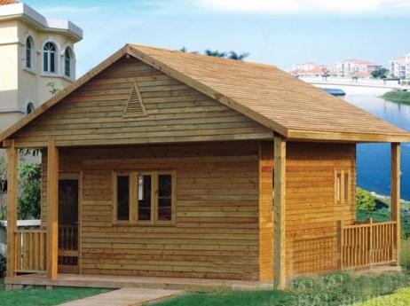 绵阳木屋施工