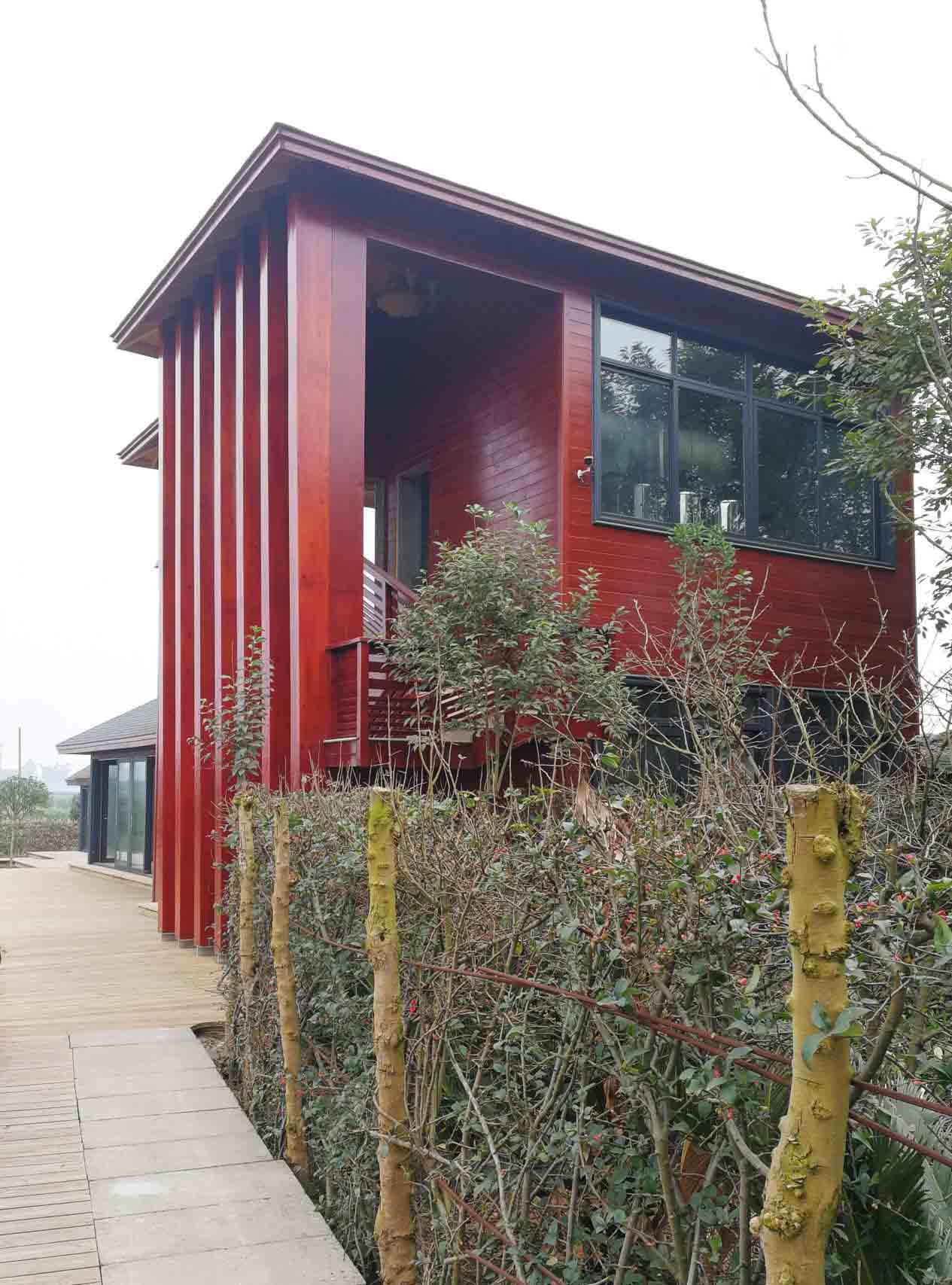 伍豪木屋 | 美丽的家园——乡望4