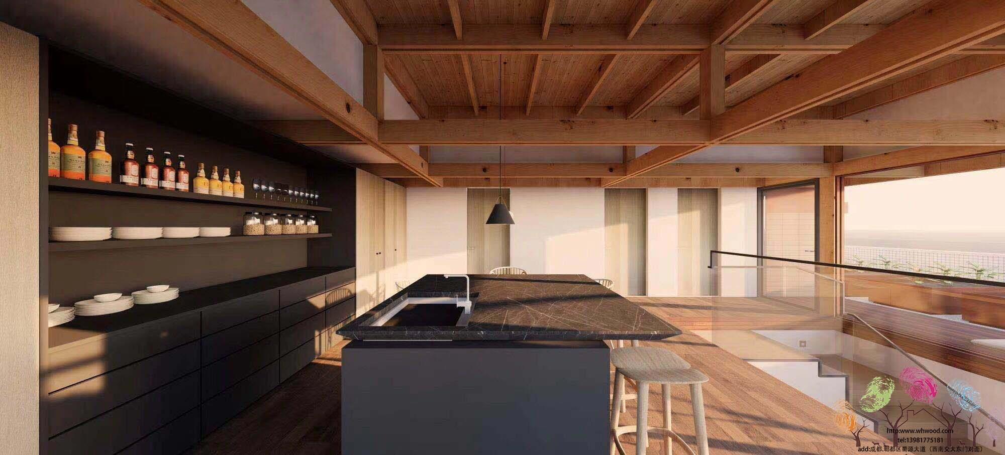 绵阳威尼斯木屋