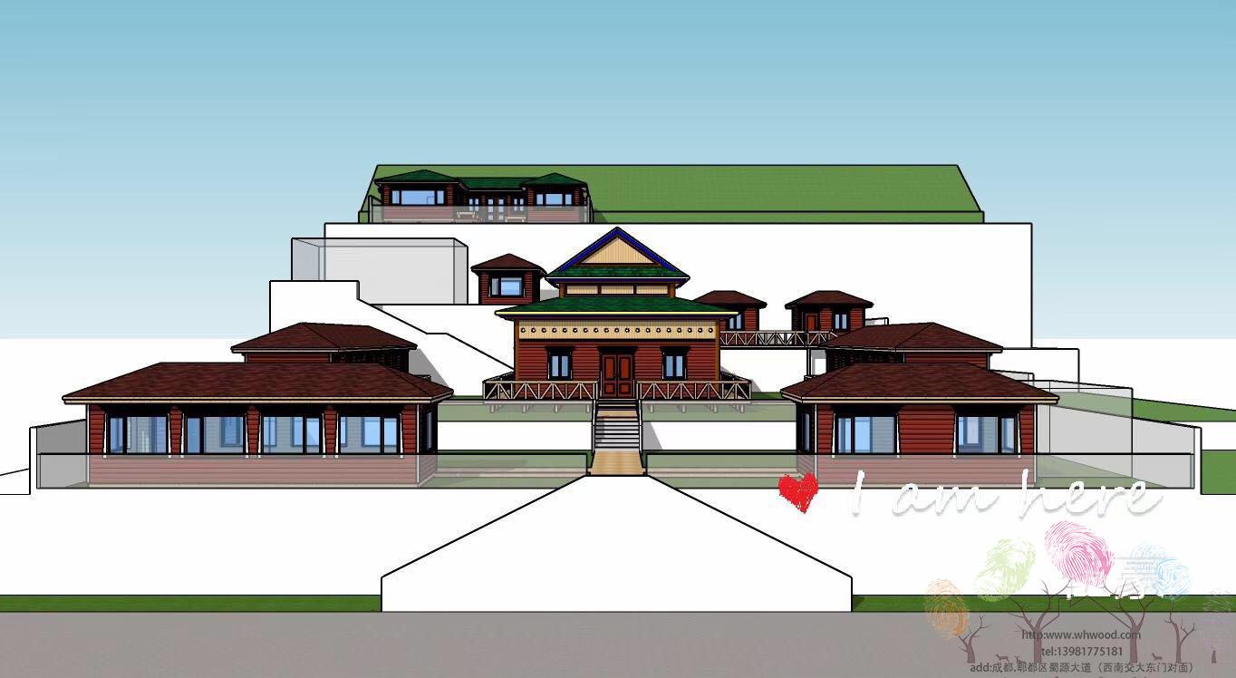 壤塘王若禅修中心