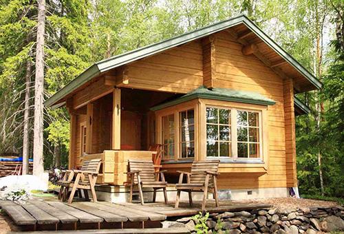 怎样才能设计出好看的木屋