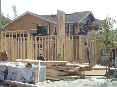 干货分享:成都木屋别墅的优点有哪些