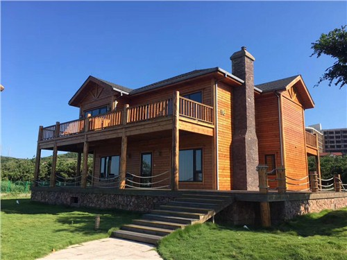 木结构建筑与传统结构建筑相比,好在哪?