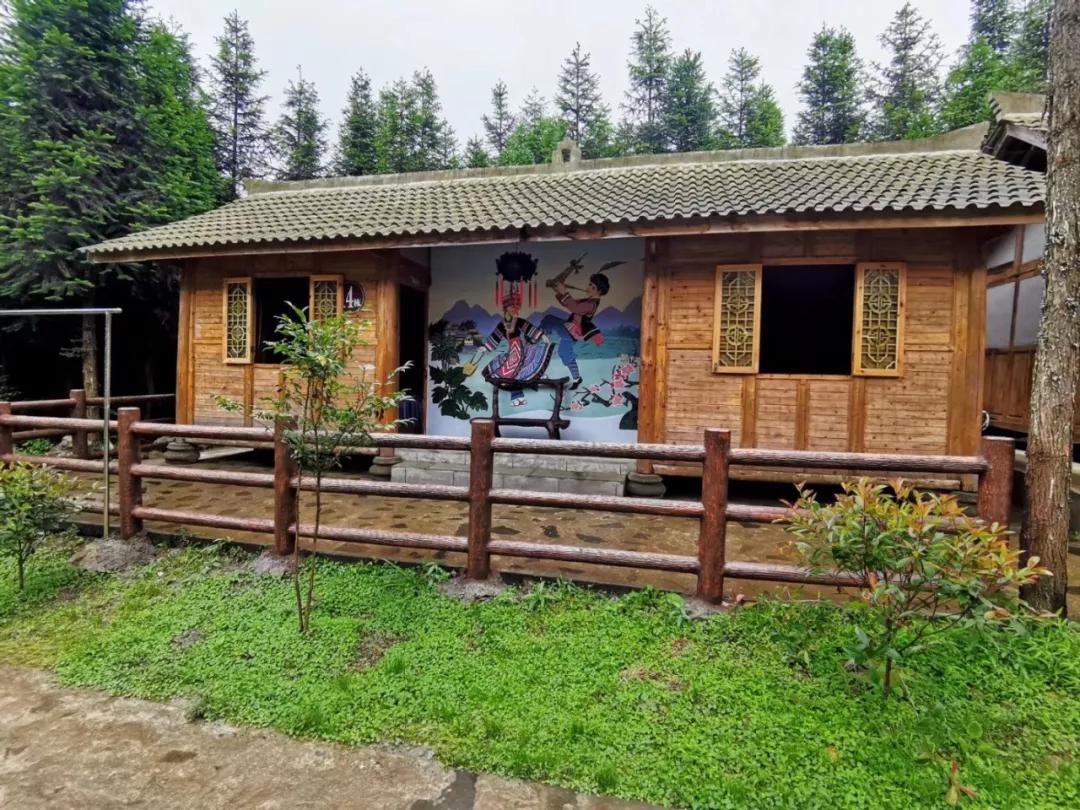 四川木屋具备的特点有哪些?