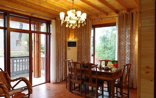 贵州木别墅设计
