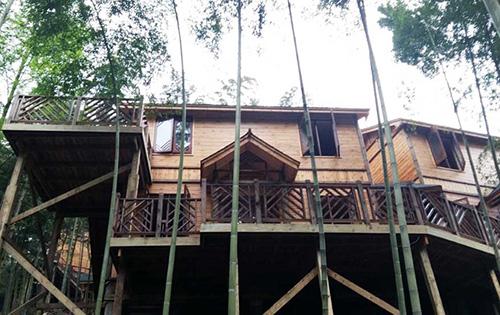 四川传统木结构