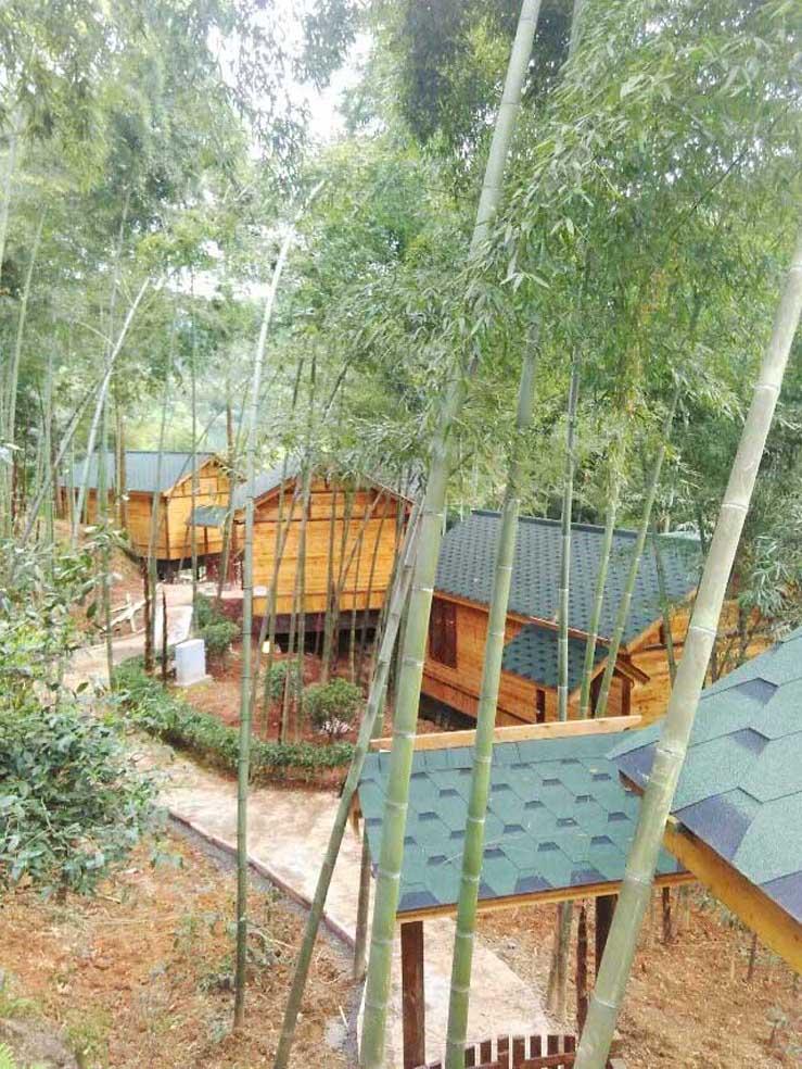 四川传统木结构工程