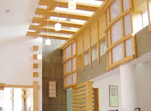 绵阳传统木结构