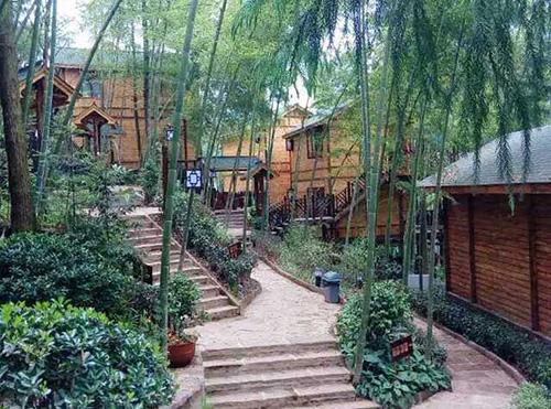 南充传统木结构