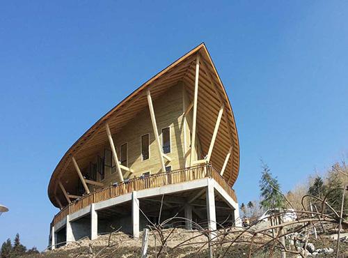 四川木结构别墅