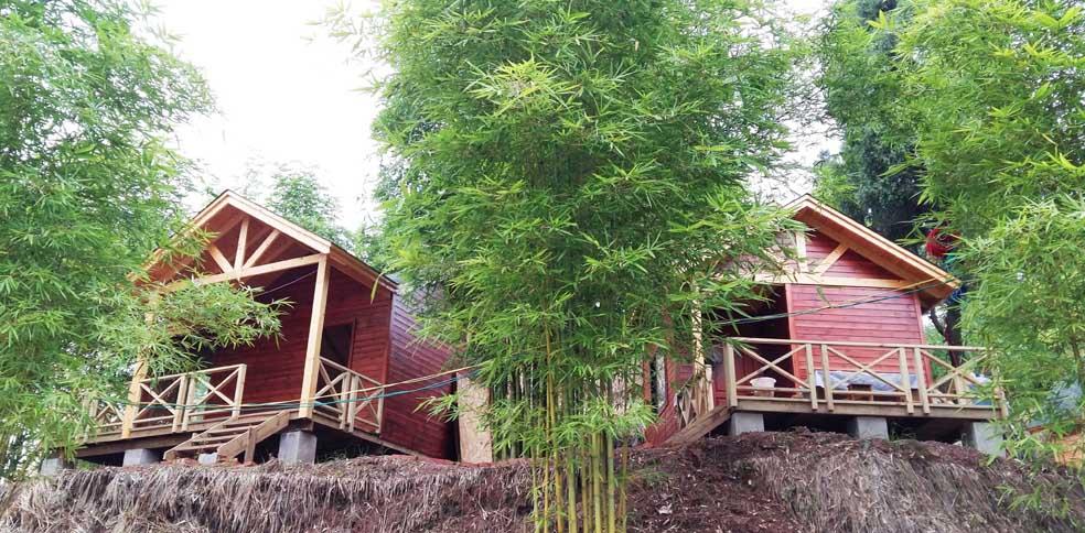 成都木别墅