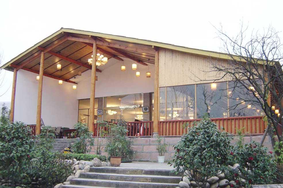 关于四川木结构房屋的抗震性介绍