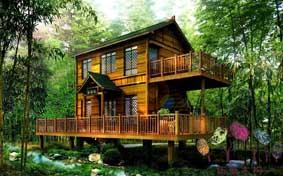 浅析四川木结构建筑的认识误区