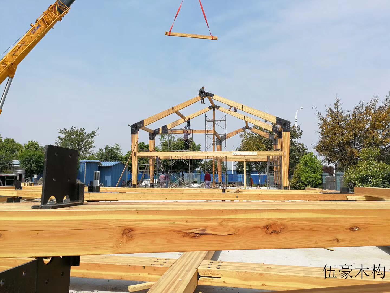 成都胶合木建筑