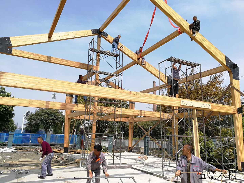 四川木结构建筑