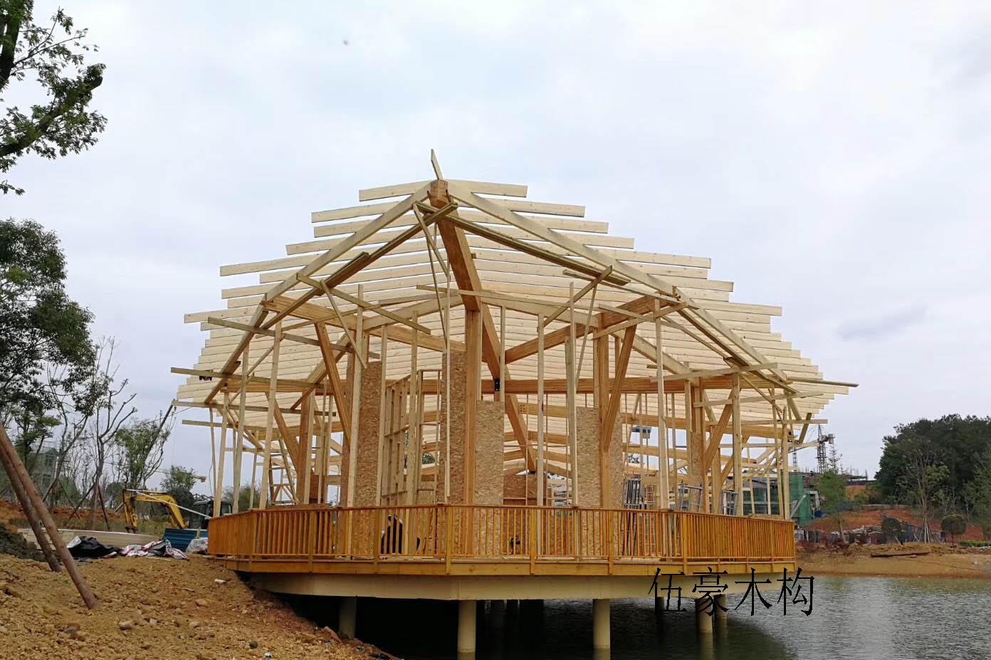 四川木建筑