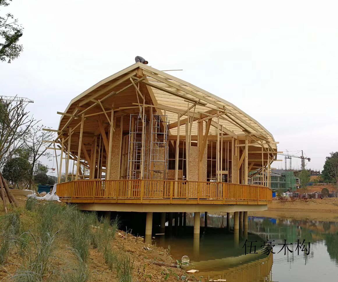 四川木结构