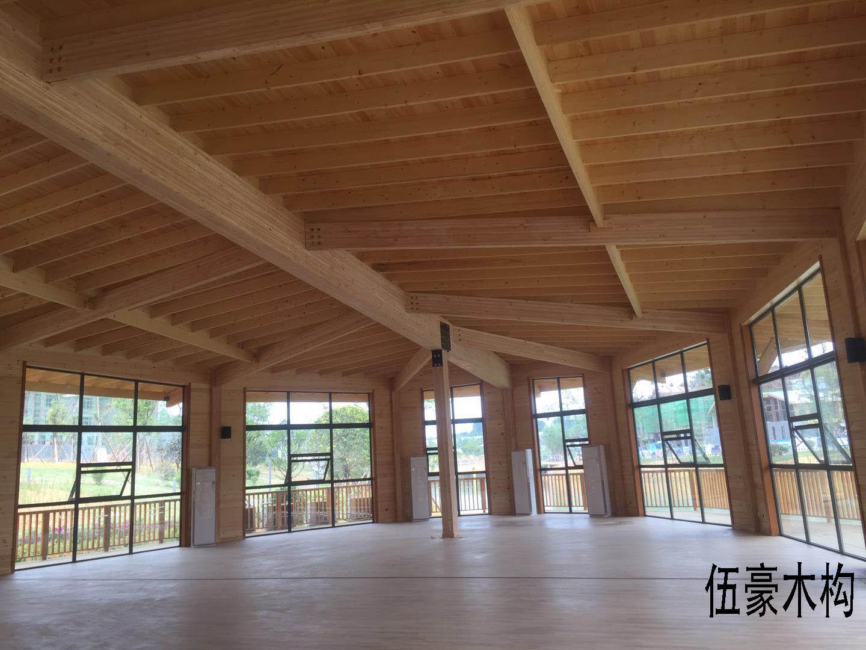 四川木房子