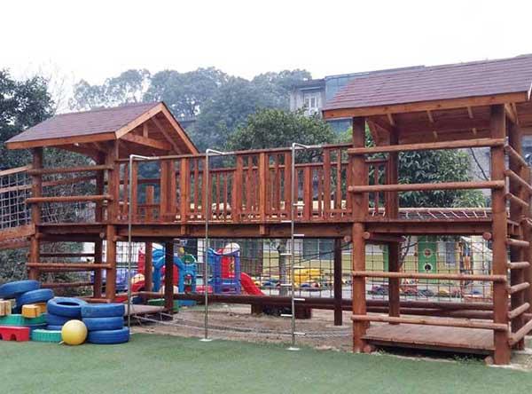 成都儿童木质游乐设施