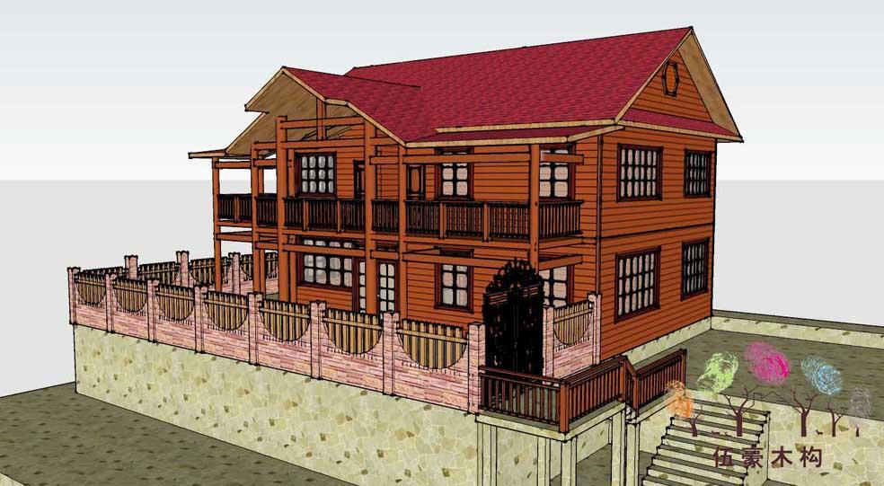 欧式风格的四川木屋为什么如此受欢迎?