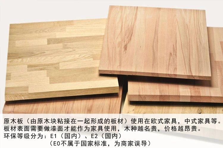 四川全屋定制家具为你介绍环保板材