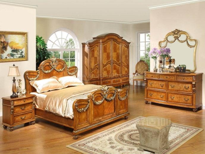 四川美式家具中的结构、涂装、材质和做旧工艺的基础知识