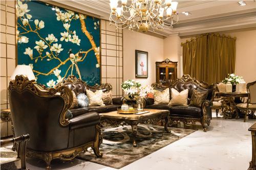 成都美式家具对于不同户型的搭配