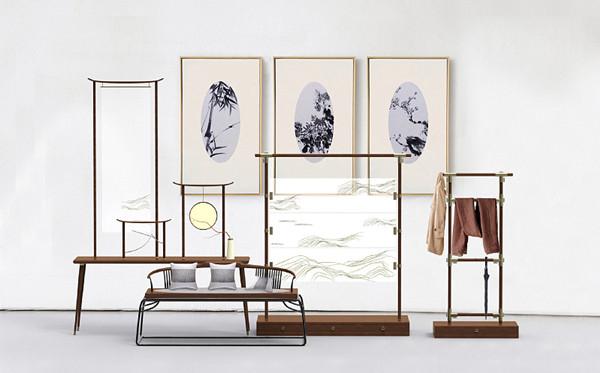 中国人的家具新中式家具