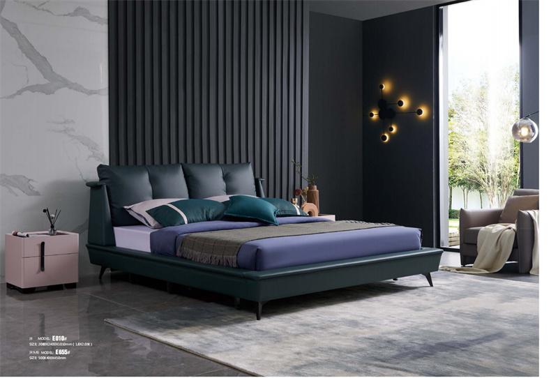 意式极简---床 床头柜(3)