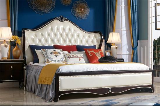 轻奢 床3