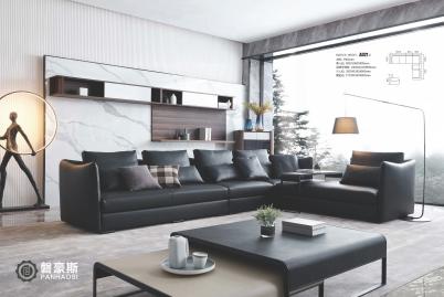名流世家承接欧美式全屋家具定制