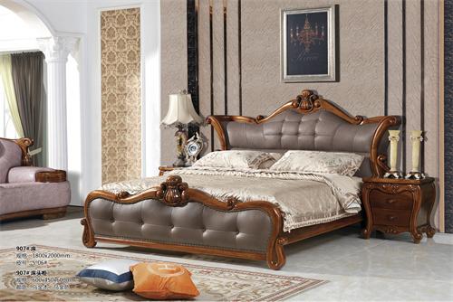 成都红木床定制,红木床安装价格