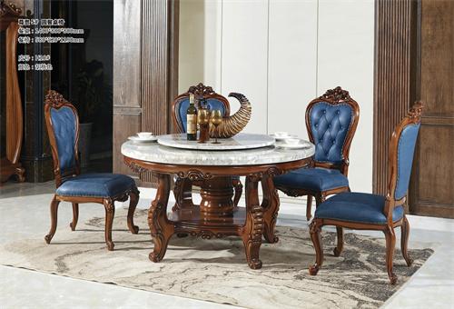 成都尊贵圆餐台定制,成都圆桌台设计