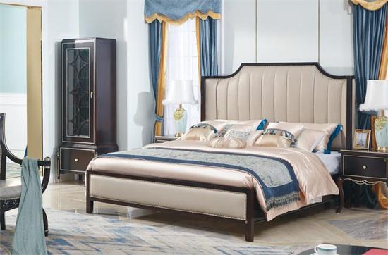 轻奢 床2