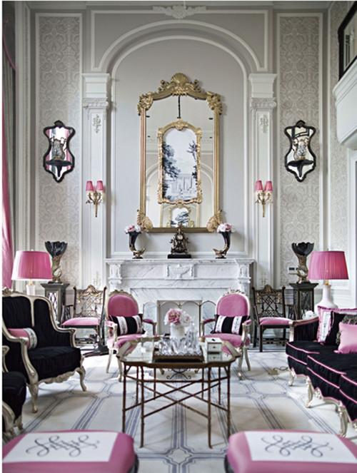 名流世家美式家具