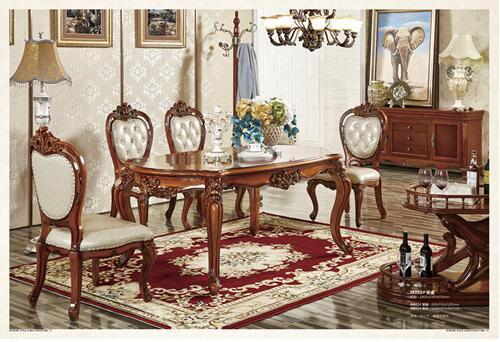 成都欧式家具日常清洁保养的重要性