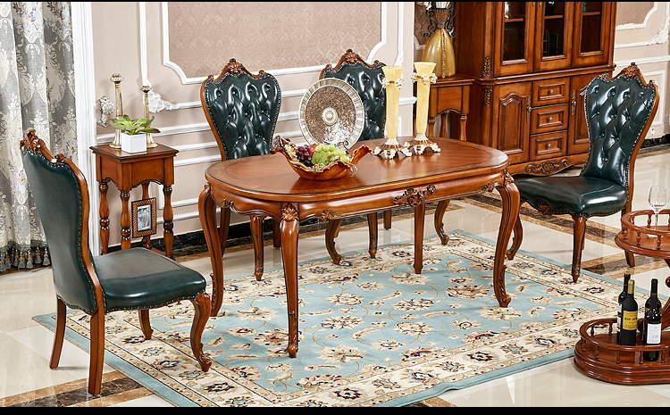 名流世家-美迪美克小美系列-餐桌椅