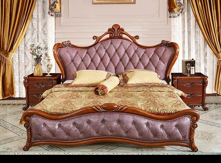 尊贵2--床--床头柜