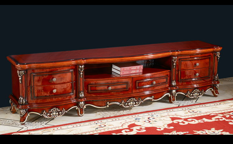名流世家-欧爵时代欧美整体系列-M809#电视柜