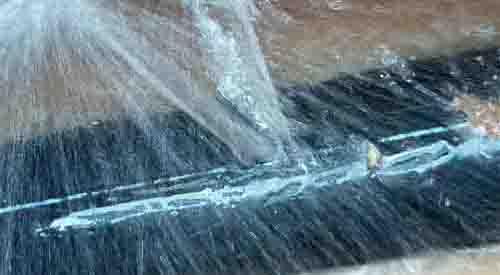 自来水漏水检测
