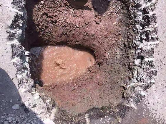 小区漏水检测
