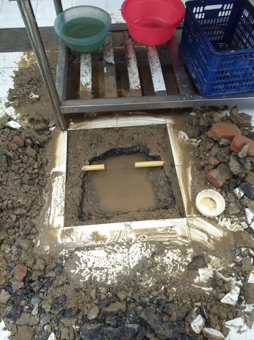 成都地埋管漏水检测公司透露地埋管换热系统的施工方案