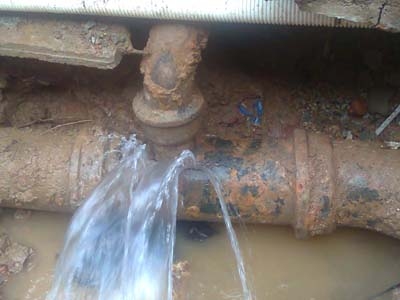 成都自来水漏水检测