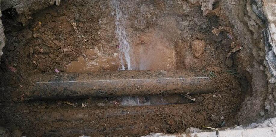 关于成都自来水漏水检测公司总结的漏水原因