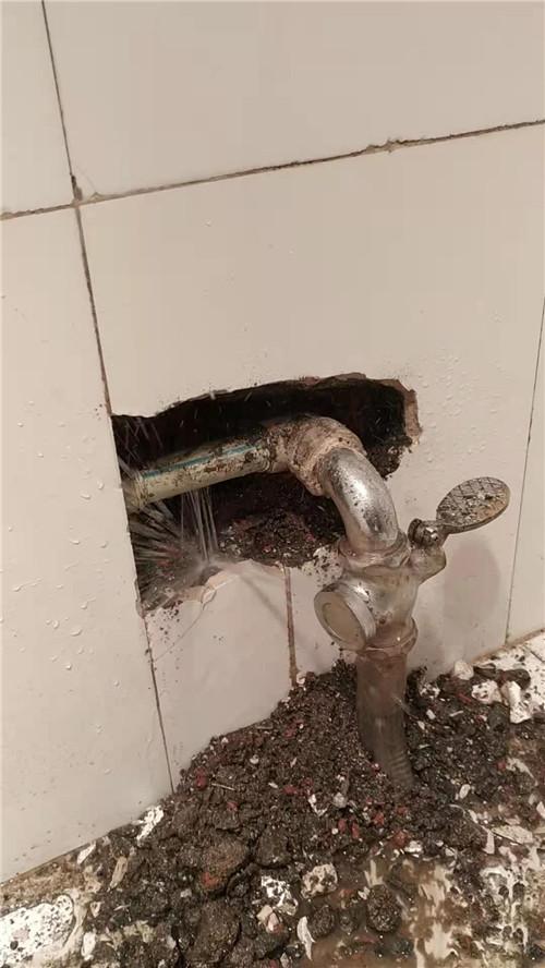 成都家庭漏水检测