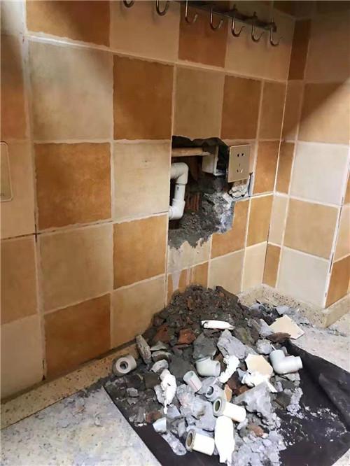 厨房漏水检测