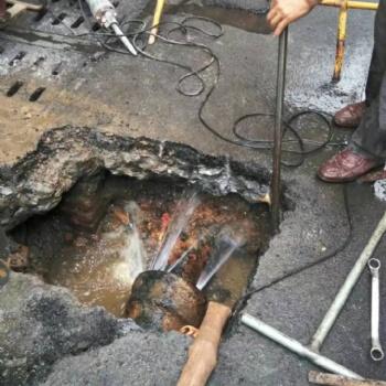 成都地埋管漏水检测